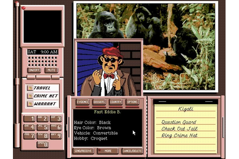 Download Where in the world is Carmen Sandiego? Deluxe ...