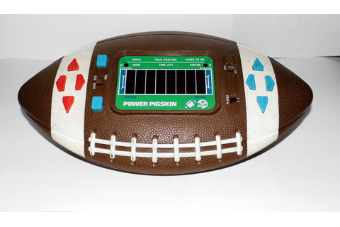 File:Power Pigskin Football, Made in Hong Kong (LED ...