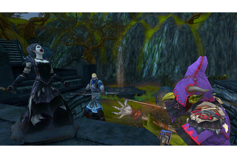 Warhammer Online: Wrath of Heroes is free to play ...