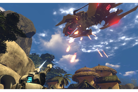 Free Download Firefall for Windows Latest Version 2020