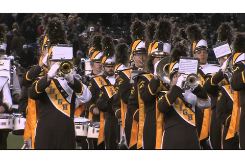 150th Rivalry Game Halftime Show - YouTube