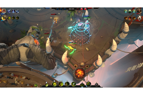 Battlerite Review and Download – MMOBomb.com