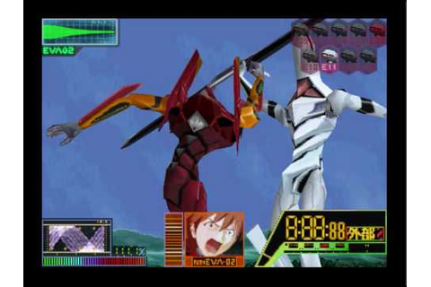 Neon Genesis Evangelion {N64} - The End Of Evangelion. II ...