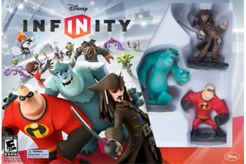 Disney Infinity (video game) - Wikipedia