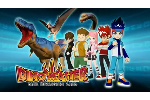 [Dinomaster] Opening Song Season 1 - YouTube