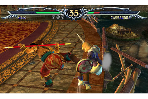 SoulCalibur III (Game) | GamerClick.it