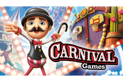 Carnival Games - Gameplay Trailer - YouTube