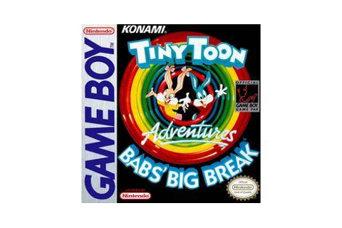 Tiny Toon Adventures: Babs' Big Break - Nintendo Game Boy