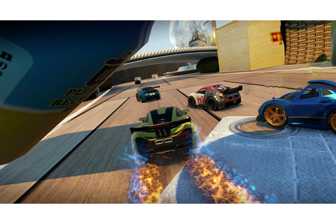Table Top Racing World Tour PC Download Free - Minato ...