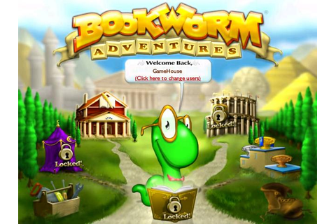 Bookworm Adventures | GameHouse