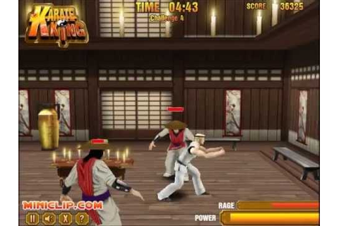 Karate King - Fighting Games - Karate Games - YouTube