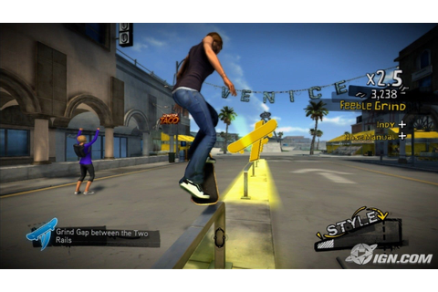 Tony Hawk: Ride Screenshots, Pictures, Wallpapers - Xbox ...
