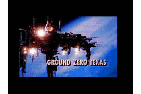 Ground Zero Texas Review for Sega CD (1993) - Defunct Games