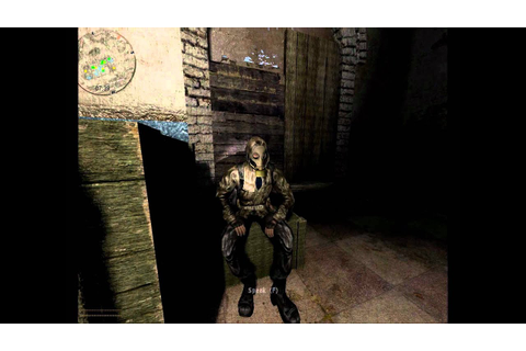 STALKER Call of Pripyat GP-5 Gas Mask Test 1 - YouTube