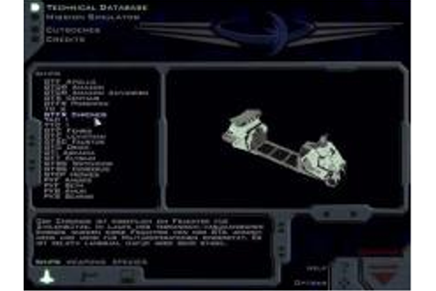 Descent: FreeSpace - The Great War Download (1998 Arcade ...