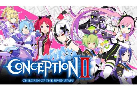Conception II: Children of the Seven Stars Free Download ...