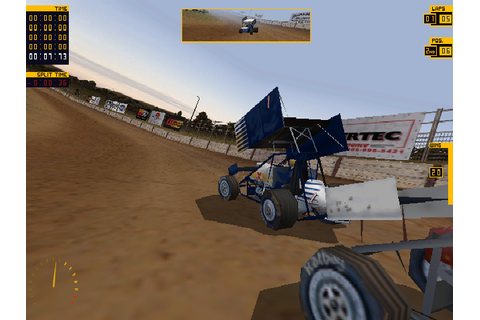 Dirt Track Racing: Sprint Cars (2000 - Windows). Ссылки ...