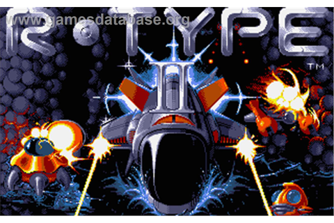 R-Type II - Atari ST - Games Database