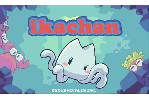 Ikachan full game free pc, download, play. download ...