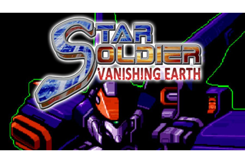 Star Soldier: Vanishing Earth - Nintendo 64 Collection #12 ...