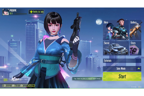 Cyber Hunter Gameplay Android / iOS (CBT) (by NetEase ...
