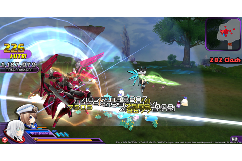 Hyperdimension Neptunia U: Action Unleashed PC review ...