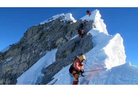 Everest on speed: U.K. guide promises summit in 42 days ...