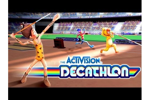 The Activision Decathlon Android GamePlay Trailer (HD ...