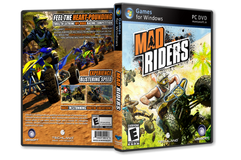 Free Download | Mad Riders | PC Game - Full & Repack ...