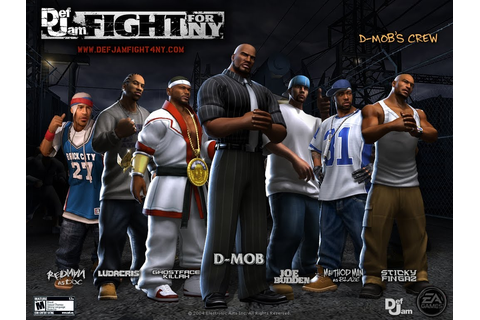 Download Def Jam Fight For NY ISO CSO PSP | Senpaigame ...
