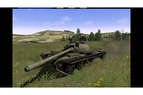 T 72 Balkans on Fire! PC 2004 Gameplay - YouTube