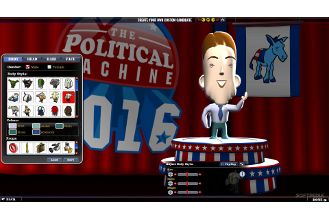 The Political Machine 2016 Review (PC)