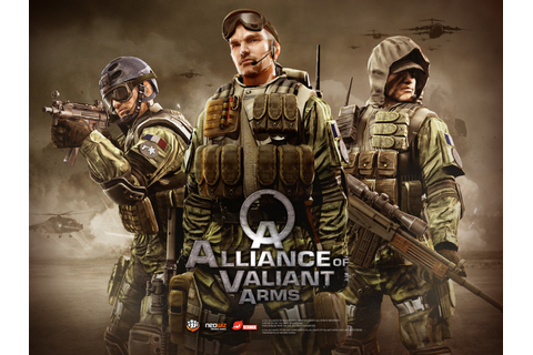 Alliance Of Valiant Arms Wallpaper and Background Image ...