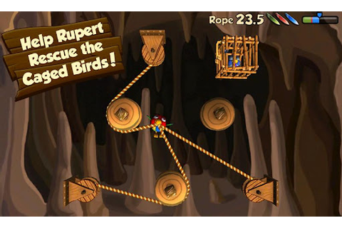 Rope Rescue » Android Games 365 - Free Android Games Download