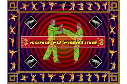 KUNG FU FIGHTING - Dancing Stage Max (PS2) (Europe ...
