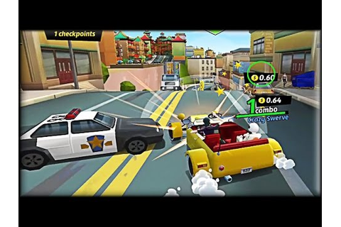 Crazy Taxi City Rush Game (Android & iOS) - YouTube