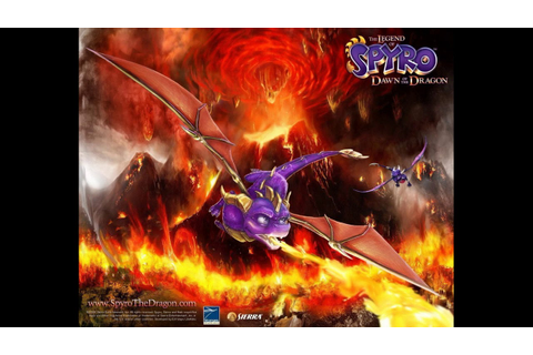 The Legend of Spyro: Dawn of the Dragon (PS2, PS3, Wii ...