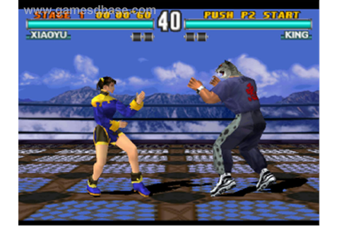 GAMEZONE: Top 5 fighting Games 2012, Tekken 3