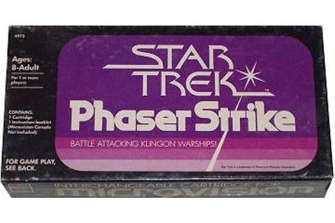 Star Trek: Phaser Strike - Wikipedia