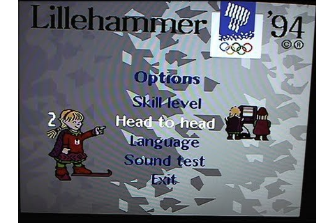 Olympic Winter Games: Lillehammer '94 (SNES ...