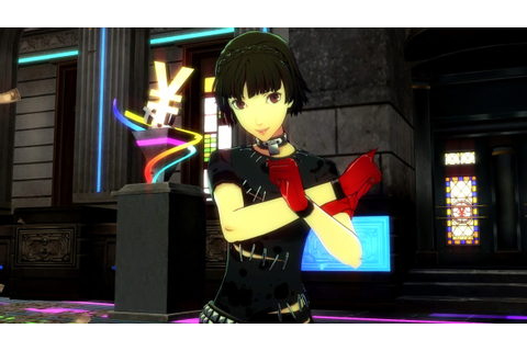 You'll never see it coming: Persona 5 Dancing in Starlight ...