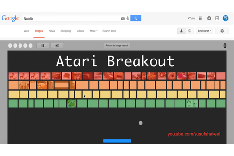 atari breakout game | Cartoonjdi.co