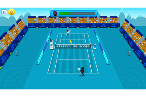 Super Tennis (Switch eShop) Game Profile | News, Reviews ...