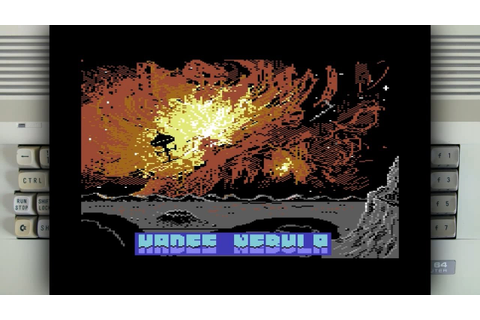 Hades Nebula on the Commodore 64 - YouTube
