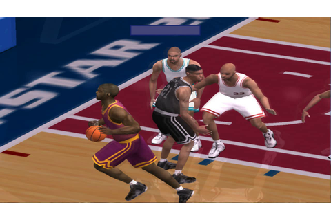 PS2 - NBA Live 2001 - GamePlay [4K:60FPS] - YouTube