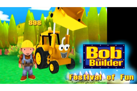 Bob the Builder: Festival of Fun ... (PS2) - YouTube