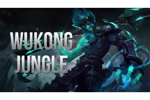 League of Legends - Underworld Wukong Jungle - Full Game ...