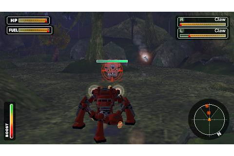 Steambot Chronicles Battle Tournament PSP – Stomping Your ...