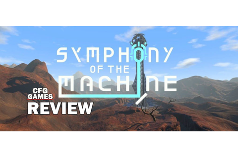 Latest VR Puzzle Game Symphony of the Machine | CFG Games ...