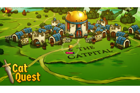 Cat Quest purrs its way to consoles and mobile later this ...
